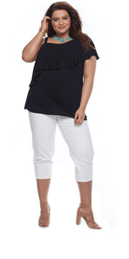 Plus Size Date Night Clothing