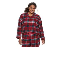 Plus Size Pajamas