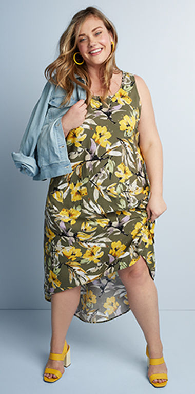 61cc634e0 Plus Size Clothing: Shop Plus Size Clothes | Kohl's