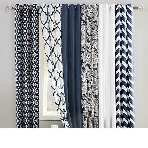 Curtains \u0026 Drapes  sc 1 st  Kohl\u0027s & Curtains: Shop For Window Treatments \u0026 Curtains | Kohl\u0027s