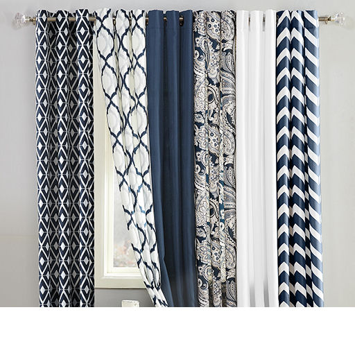 Curtains Shop For Window Treatments Amp Curtains Kohl S